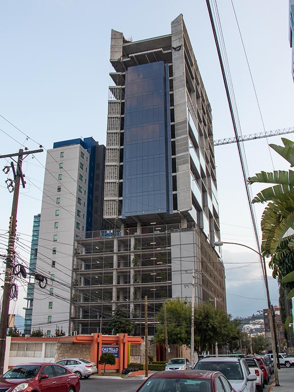 Avance de Construcción | Torre Evalor Octubre 2019